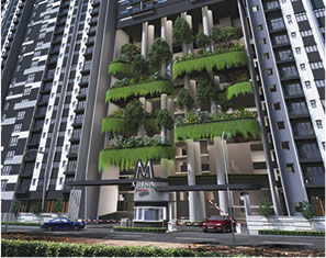 Multi-Level Sky Garden (Level 1-10)