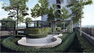 Rooftop Sky Garden (Level 49)